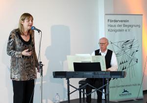 Petra Kresser & Thomas Ehrle im HdB